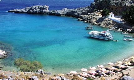 Holidays on Rhodes, Greek islands